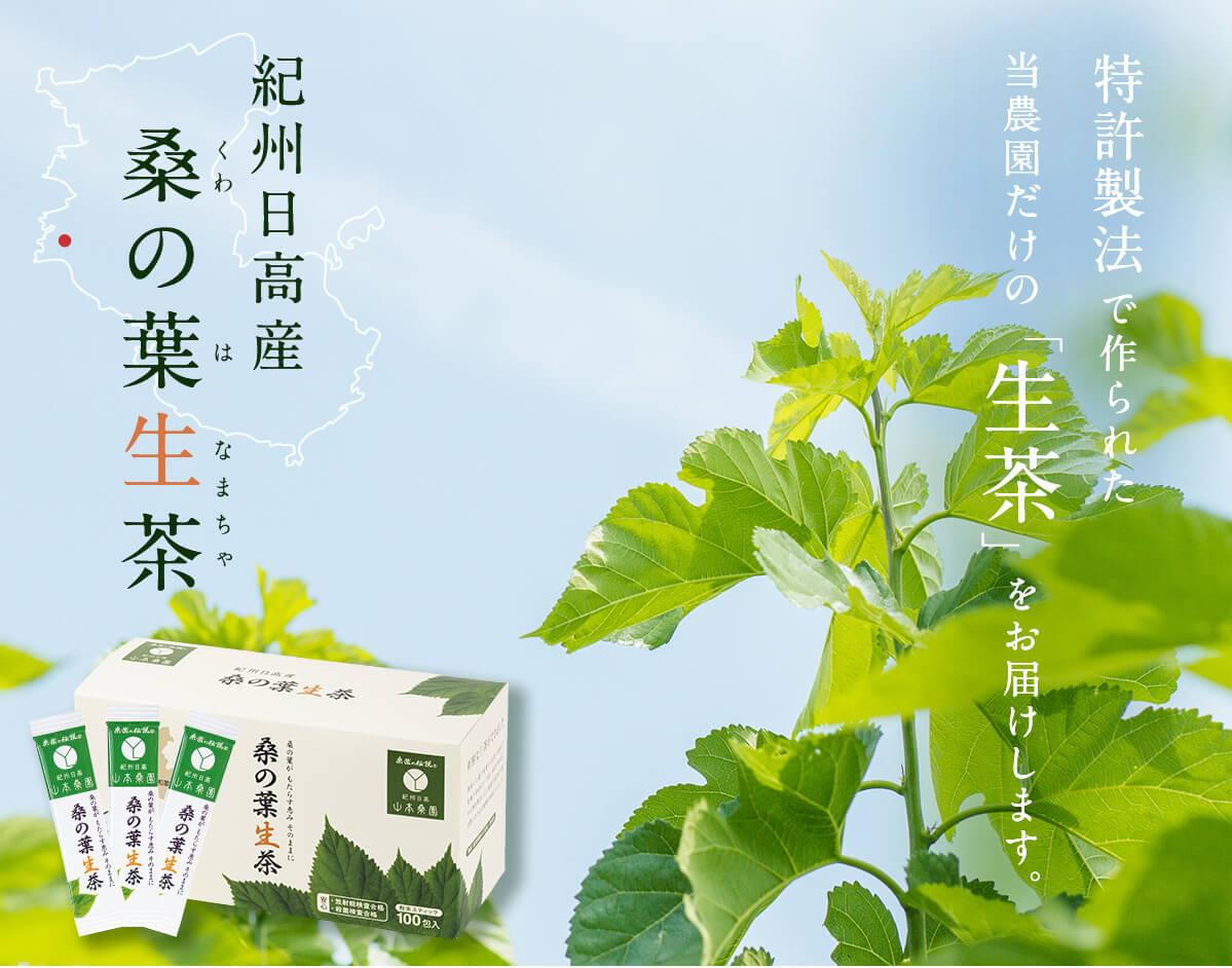 桑の葉生茶